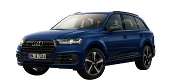 Lease a Audi Q7 55 TFSI Quattro Carbon / Mid 2019