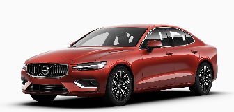Lease a Volvo S60 2.0T T4 (VC130020) Inscription Sedan 2020