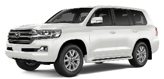 Lease a Toyota Land Cruiser 4.0L EXR 4X4  2021
