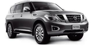 Lease a Nissan Patrol SE T2 4.0L 2019
