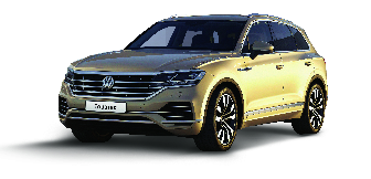 Lease a Volkswagen New Touareg 3.0L TFSI Highline Plus SUV 2019