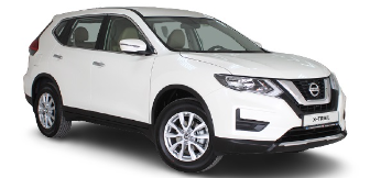 Lease a Nissan X Trail 2.5L S 2021