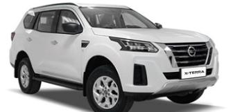 Lease a Nissan Xterra 2.5L SE 7S 2WD 2021
