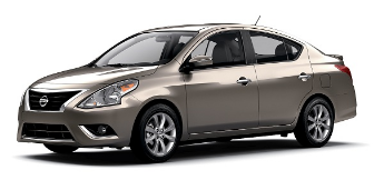 Lease a Nissan Sunny 1.5L S 2019