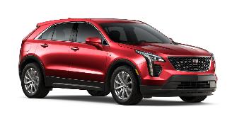 Lease a Cadillac XT4 2.0L (6ZB26/05) SUV  2020