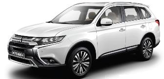 Lease a Mitsubishi Outlander 2.4L GLX  5S 2020