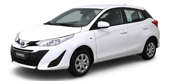 Lease a Toyota Yaris 1.3L  H/B  2020