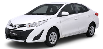 Lease a Toyota Yaris 1.5L Sedan 2021