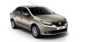 Lease a Renault Symbol 1.6L PE (010)  Sedan 2019
