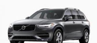 Lease a Volvo XC 90 2.0L T5(VC169119) Momentum II (7 Seats) 2019