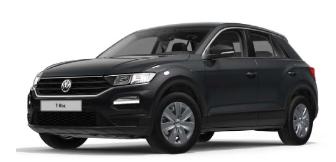 Lease a Volkswagen T-ROC 1.4L TL 2021