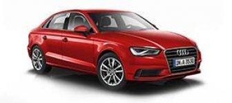 Lease a Audi A3 1.4L 2017