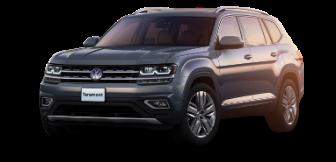 Lease a Volkswagen Teramont 2.0L TL  2021