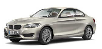 Lease a BMW 220i Dubai Edition 2018
