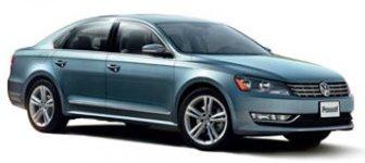 Lease a VW Passat 2.5L SEL (Comfortline) 2018