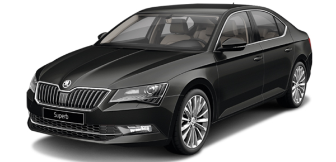Lease a Skoda Superb Ambition 1.4L TSI 4X2  2021