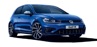 Lease a VW Golf 2.0L R Package 3 2019