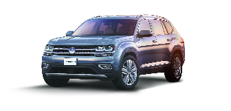Lease a Volkswagen Teramont 3.6L SEL  2019
