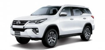 Lease a Toyota Fortuner 4.0L GXR 2019