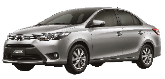 Lease a Toyota Yaris 1.5L SE (TY00859) Sedan 2019