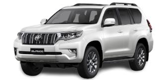 Lease a Toyota Prado 4.0L GXR 2020