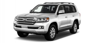 Lease a Toyota Land Cruiser 4.0L EXR 2018