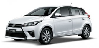 Lease a Toyota Yaris 1.3L AT SE Hatchback 2019