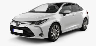 Lease a Toyota Corolla 2.0L  Sedan  2020