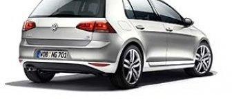 Lease a VW Golf A7 1.2L SE 2016