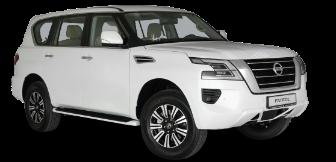 Lease a Nissan Nissan Patrol 4.0L SE 4X4 2021