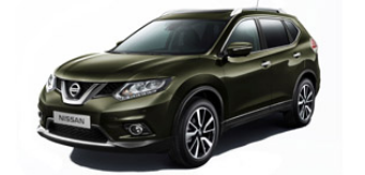Lease a Nissan X Trail (16-020) 2.5 S 2016