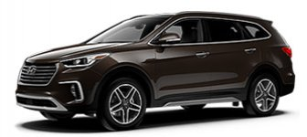 Lease a Hyundai Santa Fe 2.5L 2021
