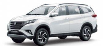 Lease a Toyota Rush 1.5L EX MPV 2019