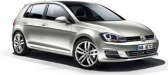 Lease a VW Golf R 2.0L SEL 2016