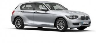 Lease a BMW 120i M Sport Package 2017