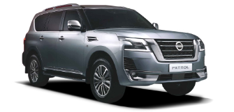 Lease a Nissan Patrol (Code 650 ) SE Platinum City 4.0L 2021