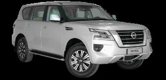 Lease a Nissan Patrol 5.6L LE T2 4X4 2021