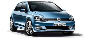 Lease a VW Golf 2.0L R Sport 2019